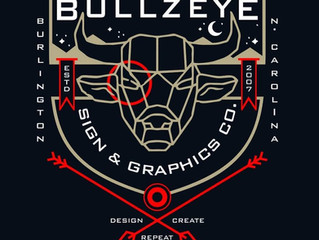 New Bullzeye T-Shirt Design
