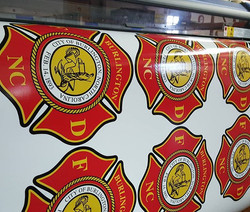 Spiffy new BFD engine decals