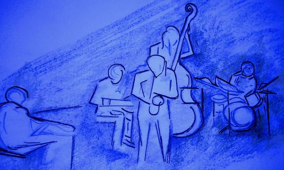 Blue Jazz Band