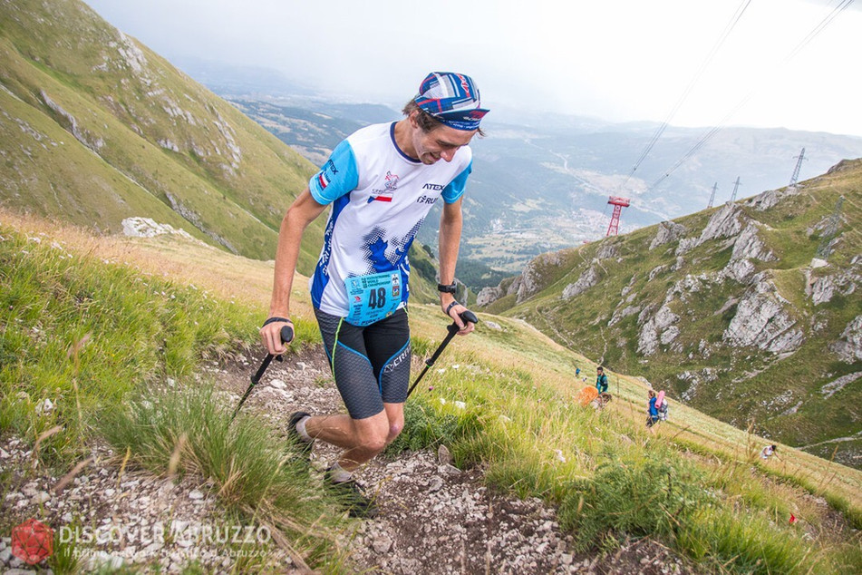 Gran Sasso - Youth World Skyrunning Champs