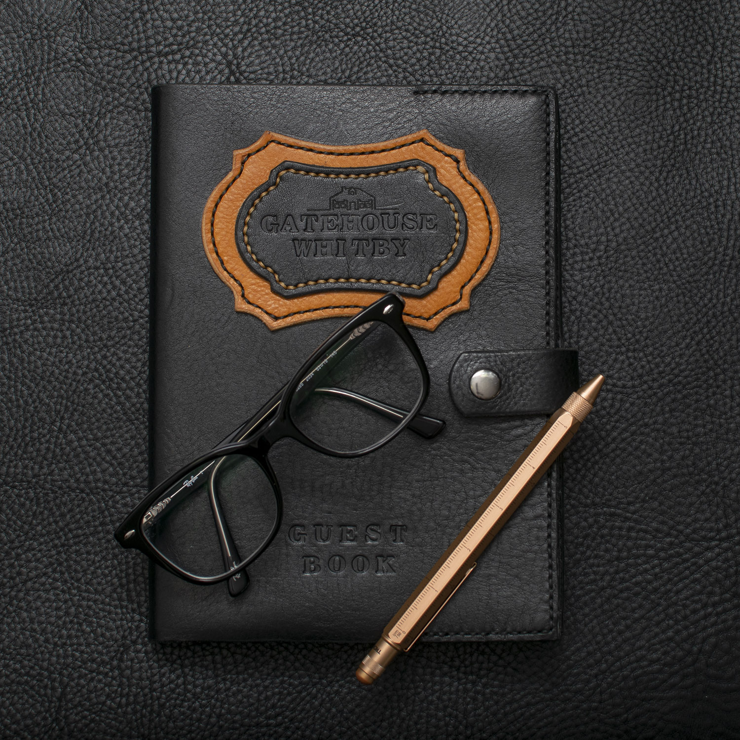 styled instagram guest book