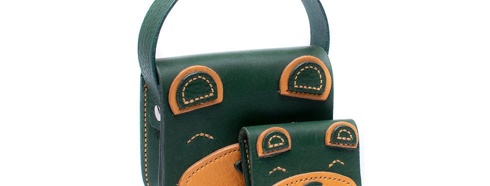 Bear Set - Purse and Handbag