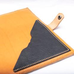 inside of leather binder 2
