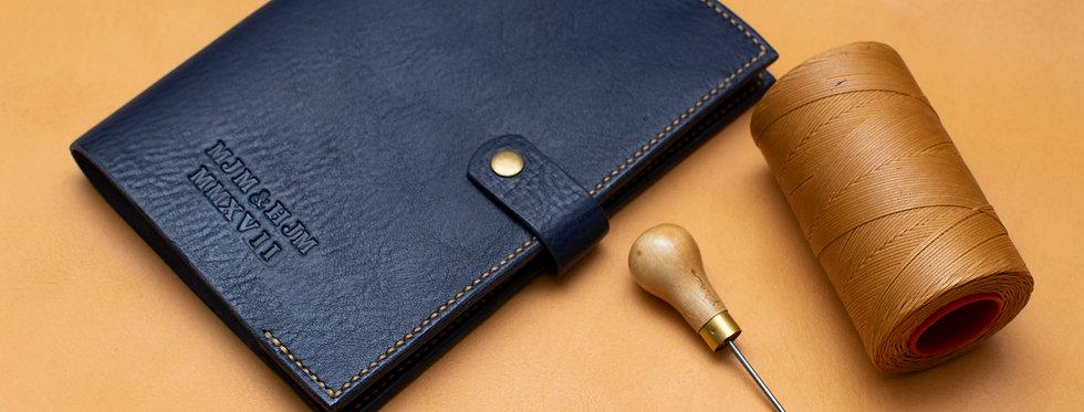 A5 Refillable Notebook Cover