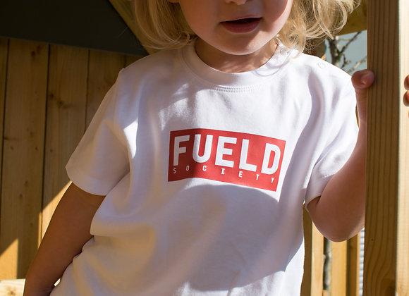 Fueld Box Logo Toddler Tees