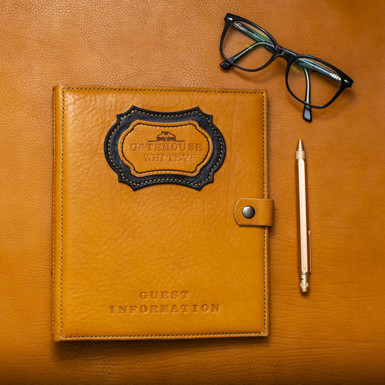 guest information binder