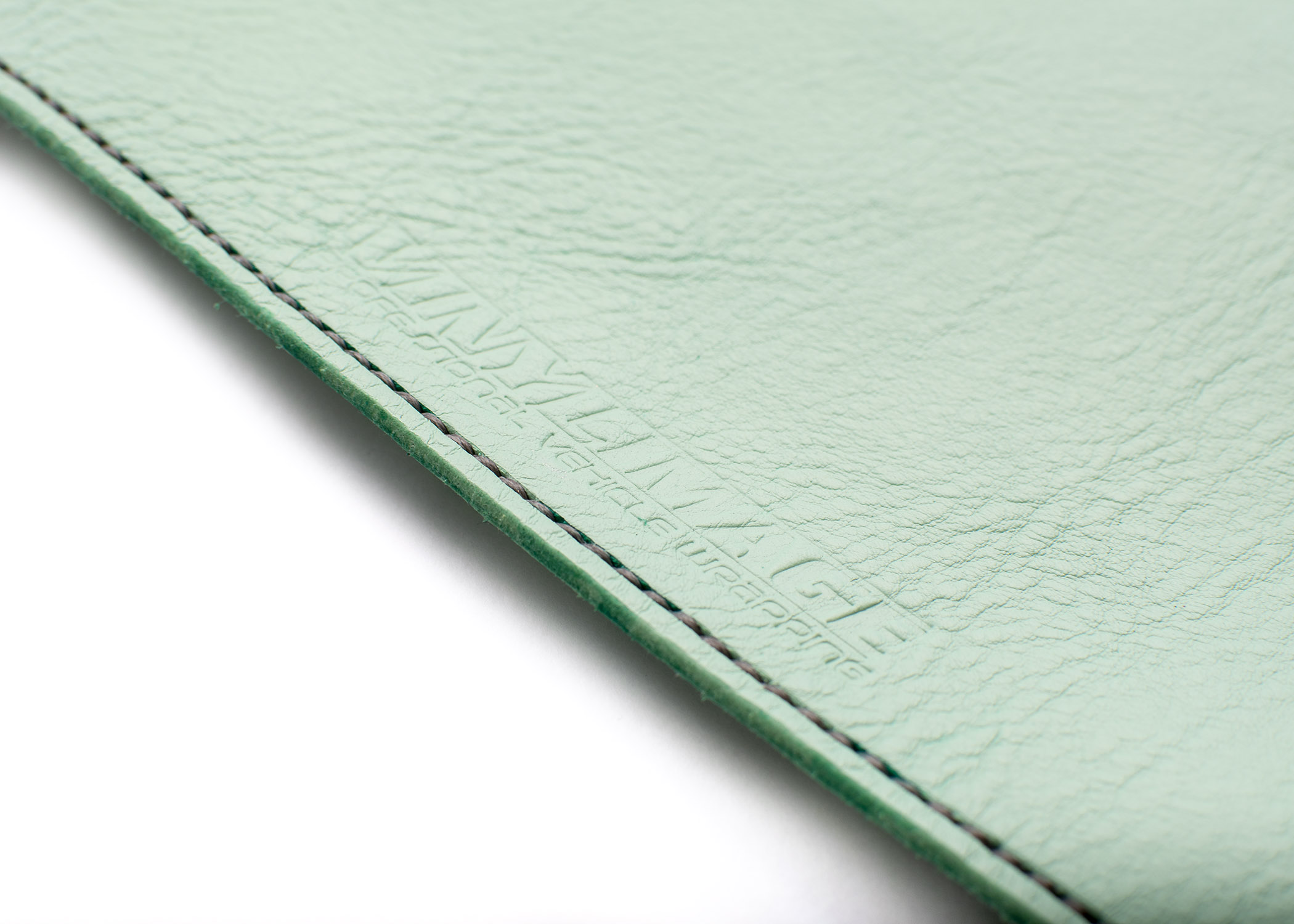 pale green mouse mat - vinylimage