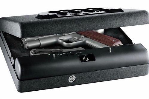 COFRE RAPIDO para 2 armas com abertura por SCANNER BIOMETRICO