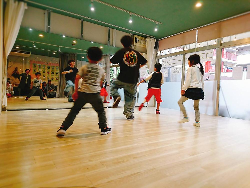レンタルスペース 福岡 ダンス