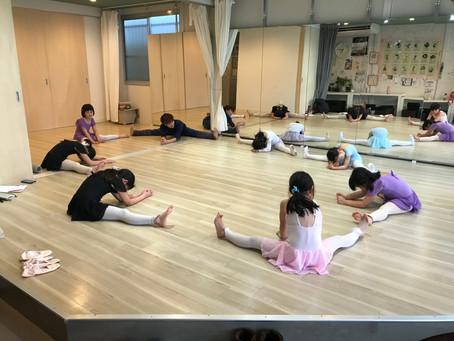 身体のための習い事として〈バレエ〉