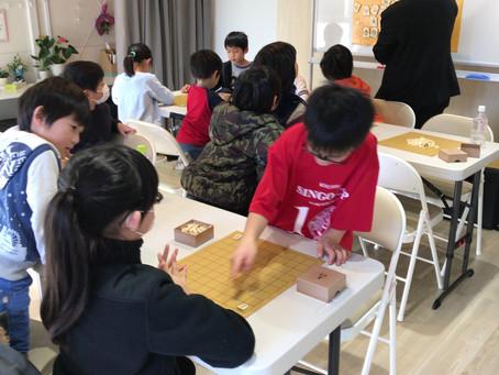 冬休み特別教室~将棋大会~
