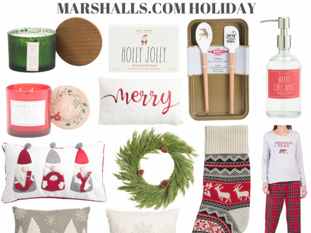 Marshalls.com Holiday