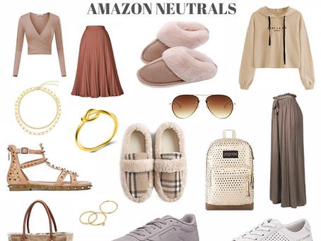 Amazon Neutrals
