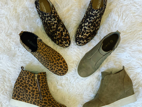 Amazon Leopard Shoe Roundup