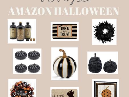 BOUGIE Amazon Halloween