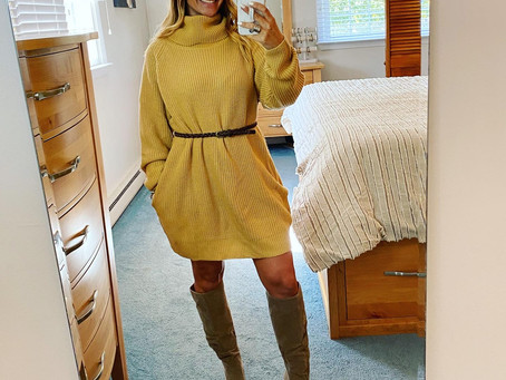 Oversized Sweater/Dress