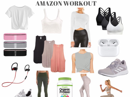 Amazon Workout Essentials
