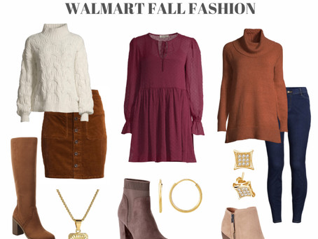 Walmart Fall Fashion
