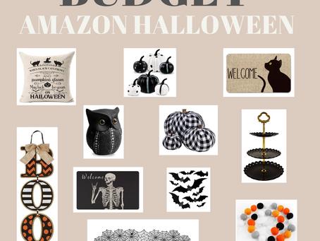BUDGET Amazon Halloween