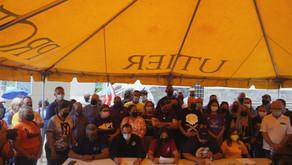 Movimiento Obrero amenaza con paralizar el país si no se cancela el contrato con LUMA Energy