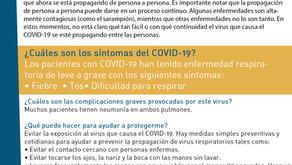 Seamos PROactivos ante el coronavirus