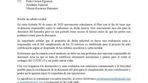 Carta a ODSEC