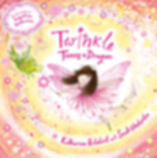 Twinkle Tames a Dragon book