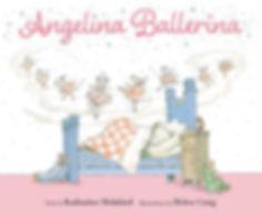 Angelina Balerina Book