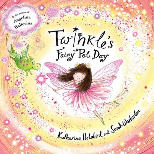 Twinkles Fairy Pet Day book