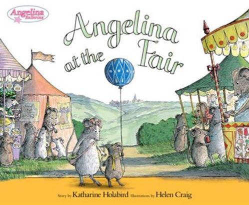 Angelina at the Fair book