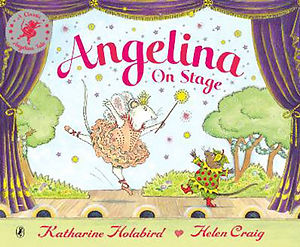 Angelina on Stage book