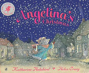 Angelina's Christmas book