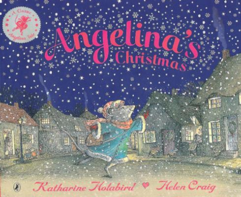 Angeelina's Christmas book