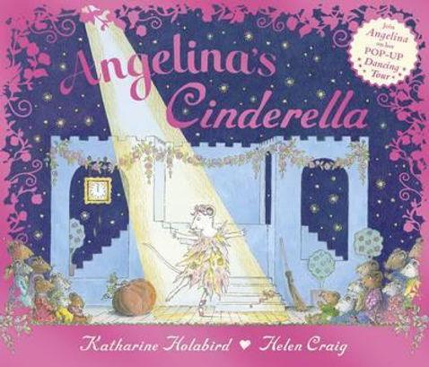 Angelina's Cinderella book