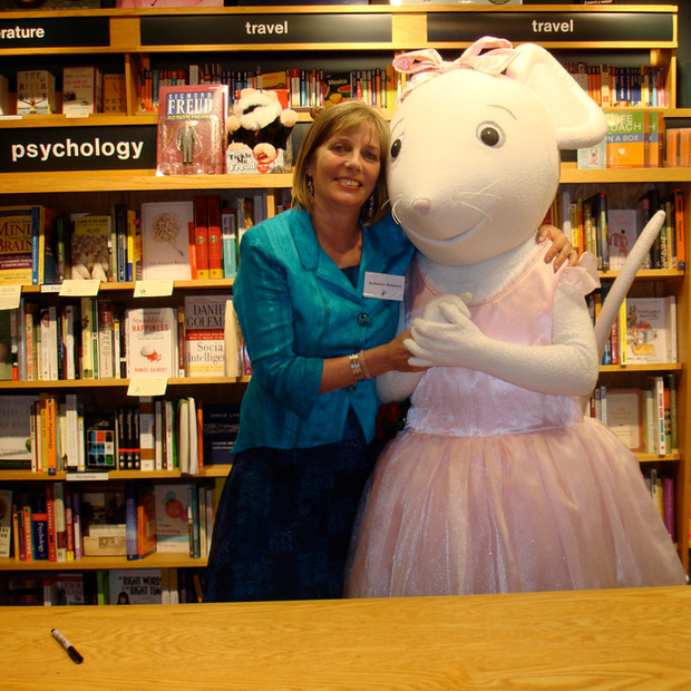 Los Angeles Bookstore event 2006
