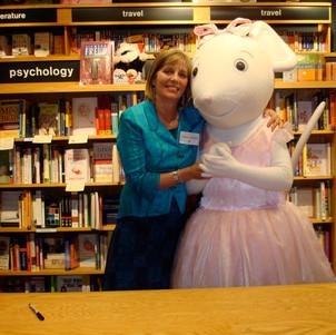 Los Angeles Bookstore event 2006