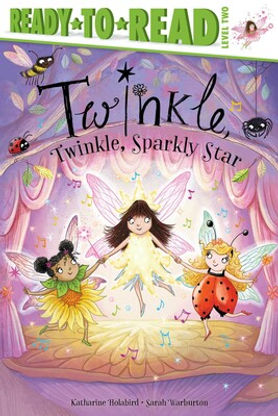 Twinkle Twinkle Sparkly Star book