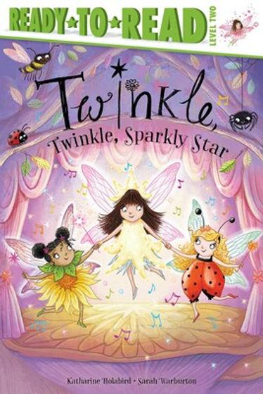 Twinkle Twinkle Sparkly Star