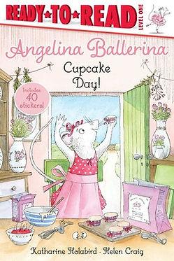 Angelina Ballerina Cupcake Day
