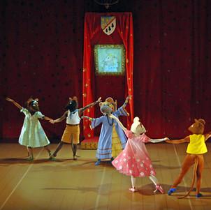 Angelina & the English National Ballet