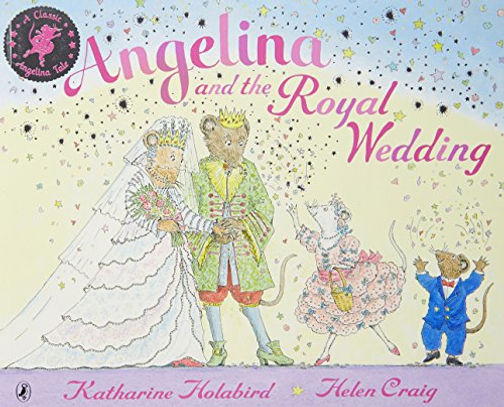 Angelina and the Royal Wedding