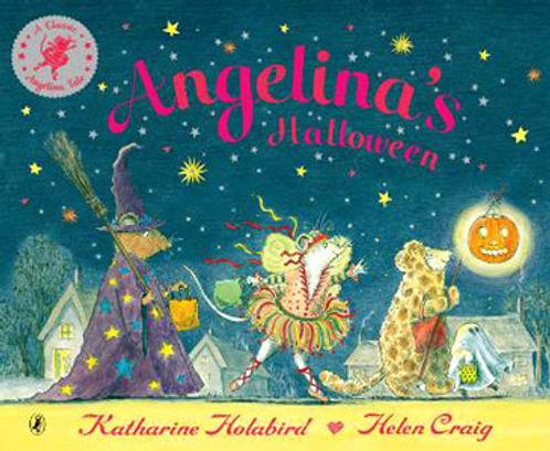 Angelina's Halloween book