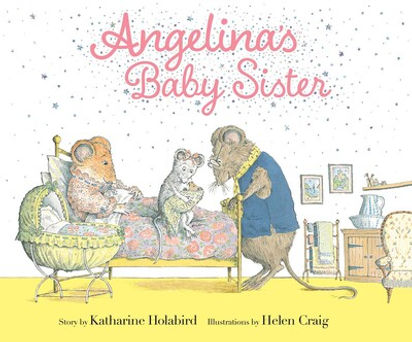 Angelina's Baby Sister book