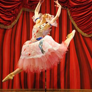 Angelina Ballerina the Mousical