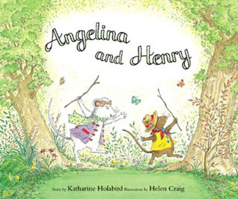 Angelina and Henry book