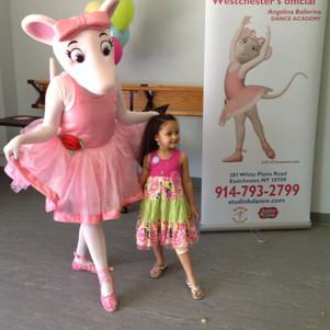 Angelina Dance Academy Promotion