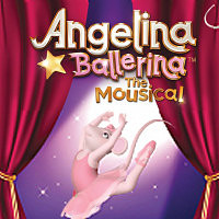 Poster from 'Angelina Ballerina the Mousical'