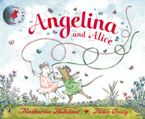 Angelina and Alice book