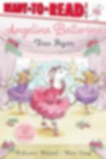 Angelina Ballerina Tries Again Book