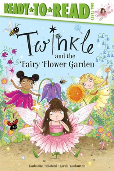 Twinkle and the Fairy Flower Garden book